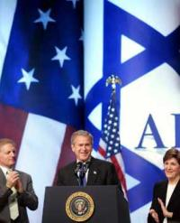 Bush at AIPAC