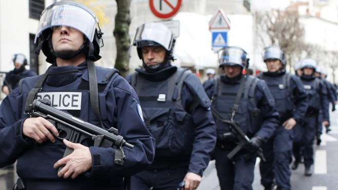 french-cops